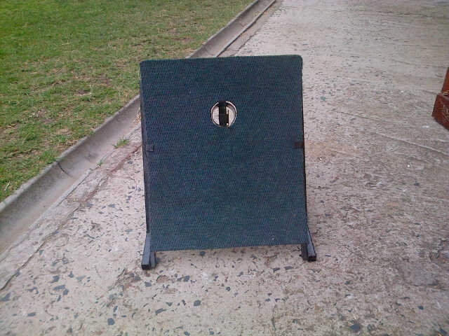 Box Jumps For Sale >> One hole Flyball box for sale, freshly painted with all ...